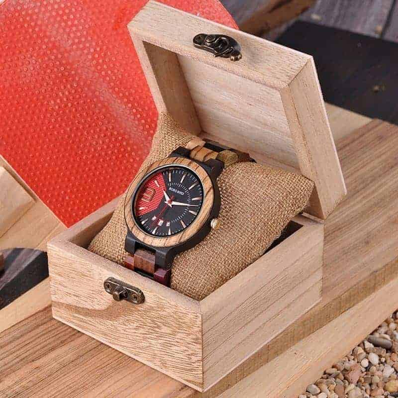 Colorful wooden watch Q13 1 jpg