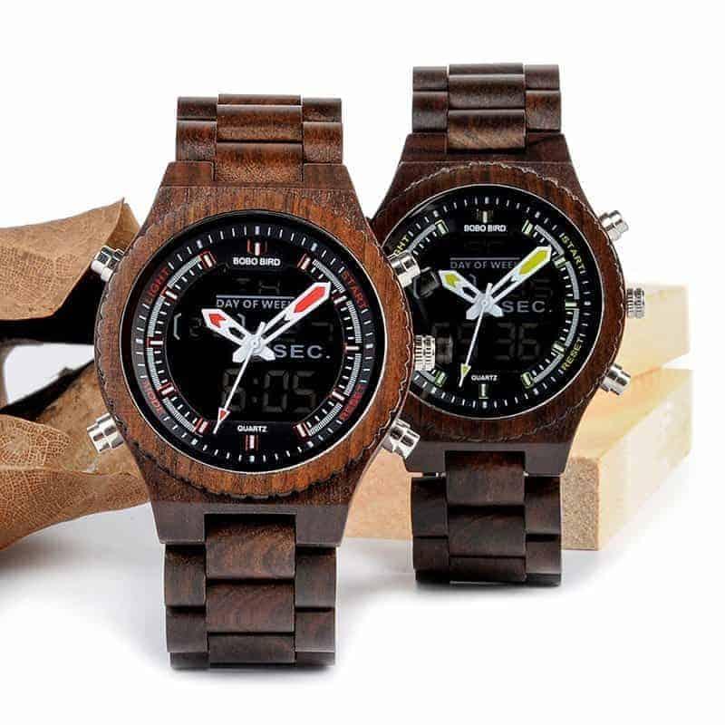 Dual Display Wood Watch P02 1 3 jpg BOBO BIRD