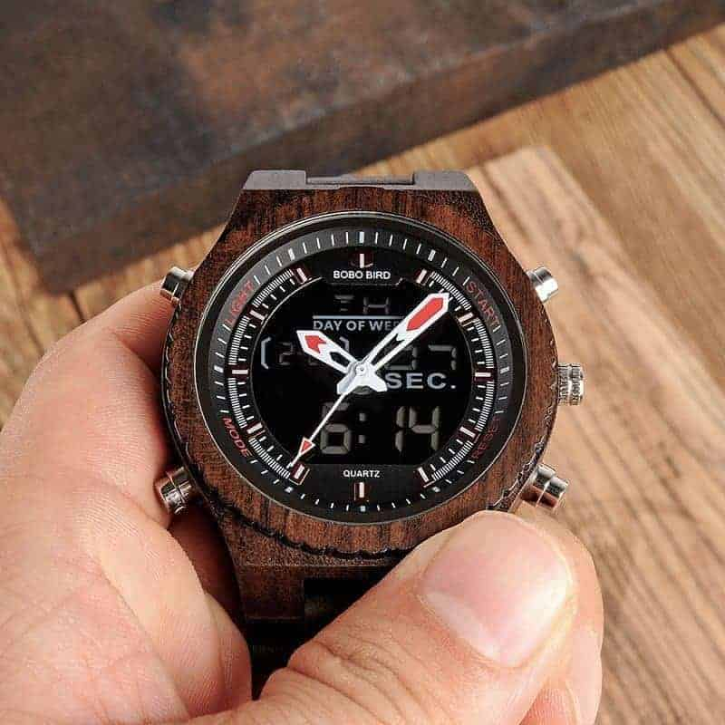 Dual Display Wood Watch P02 4 jpg BOBO BIRD