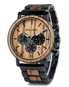 BOBO BIRD wooden watches for men P09-1