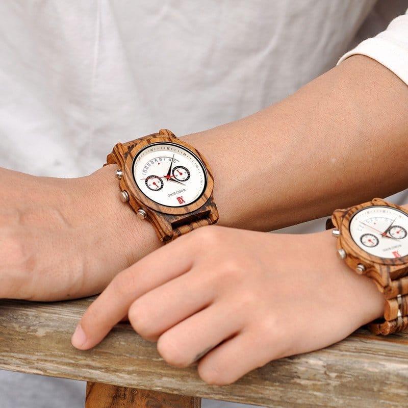 Smail face design chronograph watch Q14 4 jpg