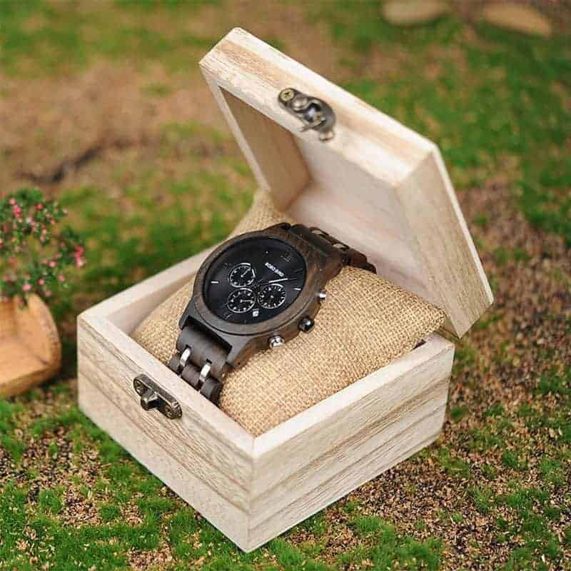 Wood Chronograhp Watch P19 4 jpg