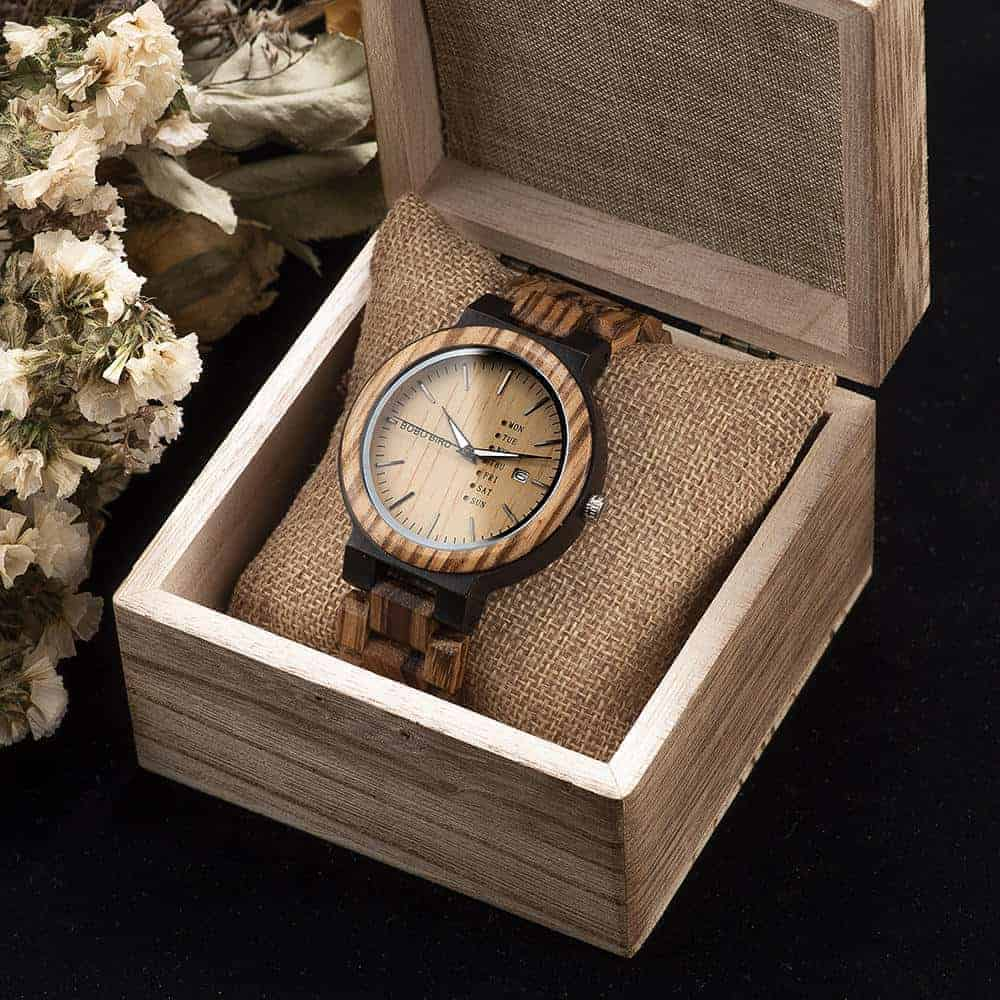 wood watches O26 1 8