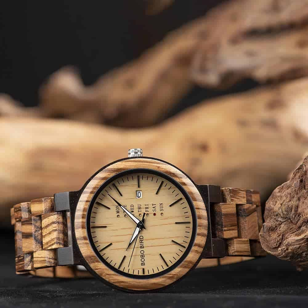 wood watches O26 1 9