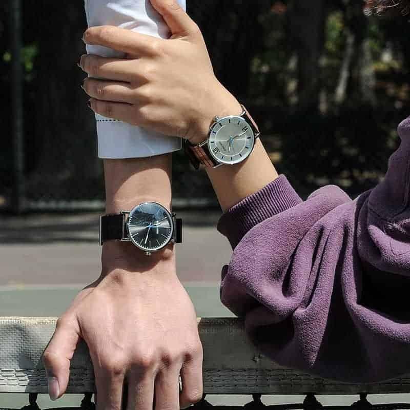 wood watches Q08 1