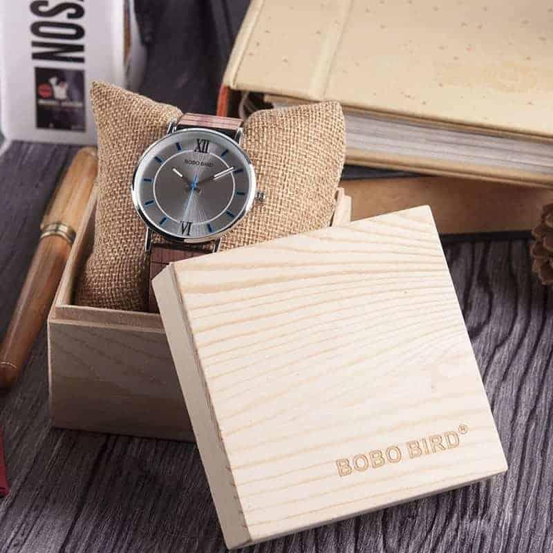 wood watches Q08 4