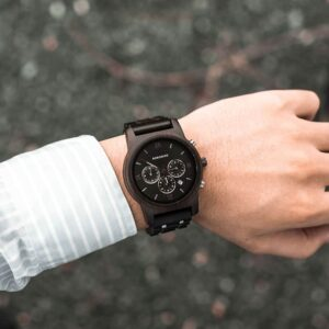 wooden watches for men P19-1