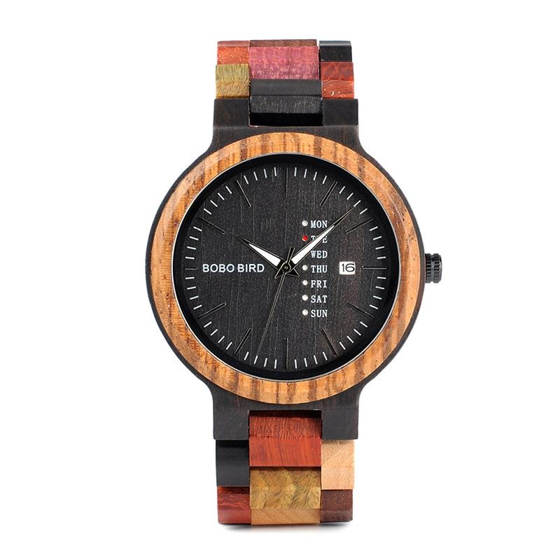 wooden watches for men bobo bird wrist watch (48)