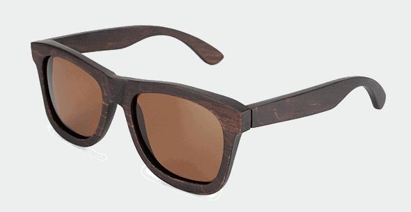 BOBO BIRD Ebony Sunglasses