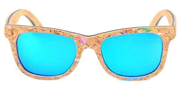 Handmade Ebony Wood Sunglasses AG021C