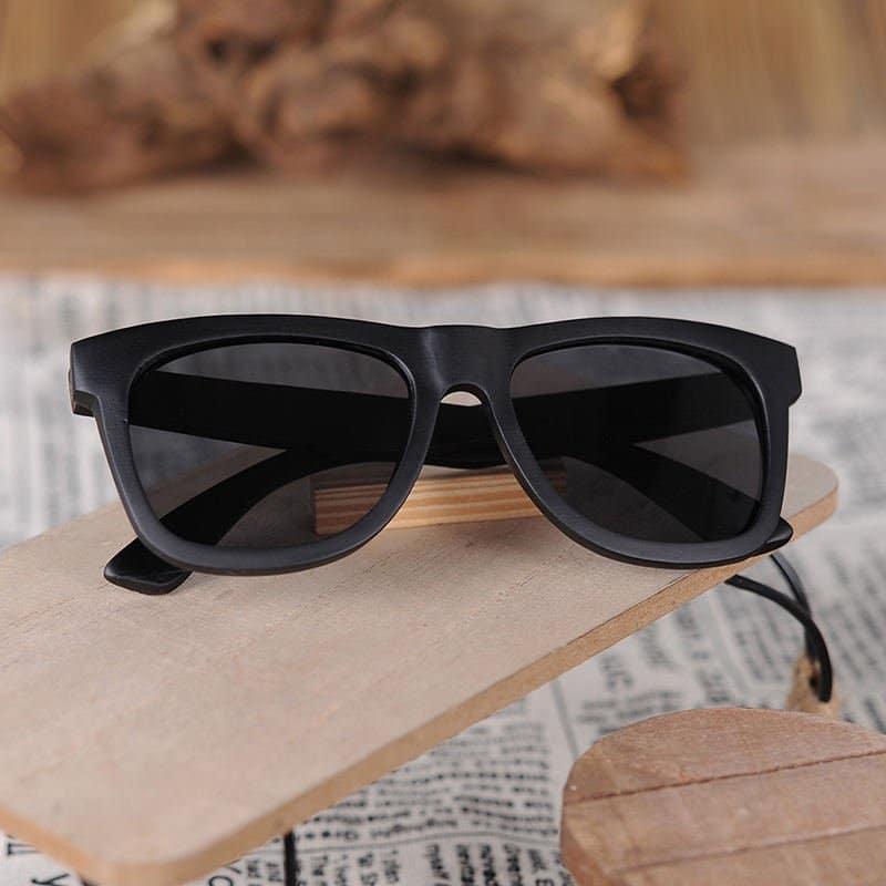 Classic Wooden Sunglasses AG005a 2