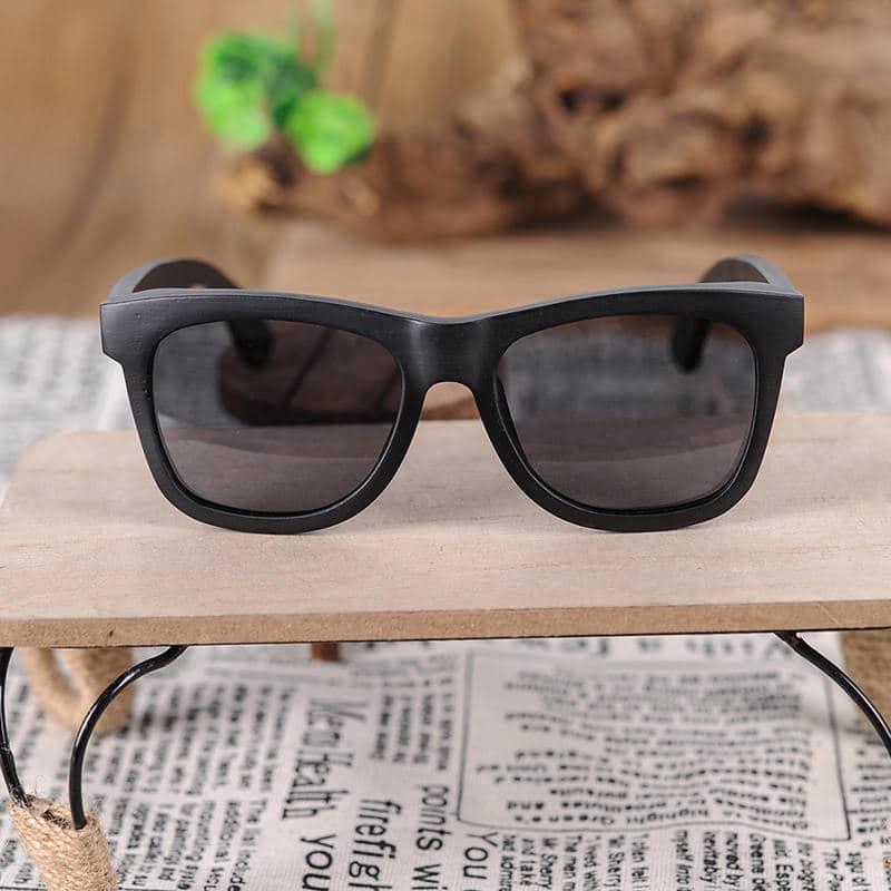Classic Wooden Sunglasses AG005a 3