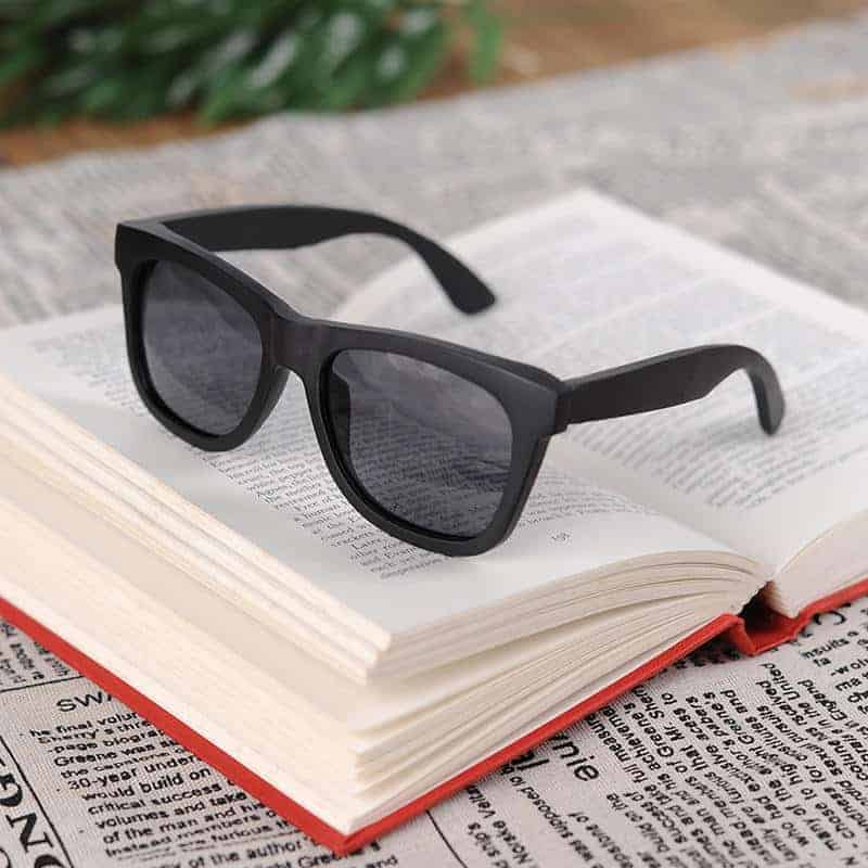 Classic Wooden Sunglasses AG005a 4
