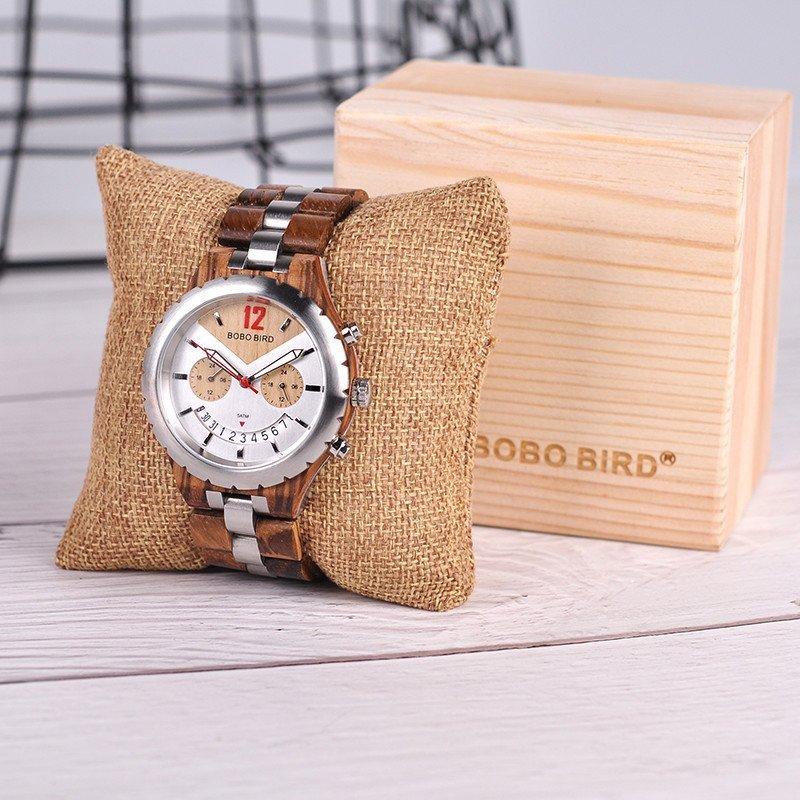 DSCWooden chronograph watches Q28 1 jpg