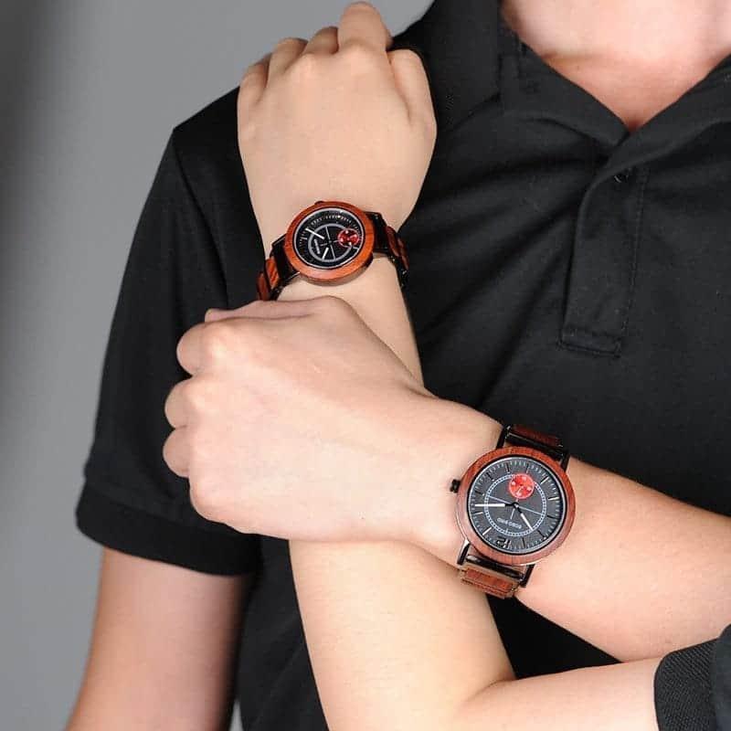 Metal wood watches r12 4 jpg