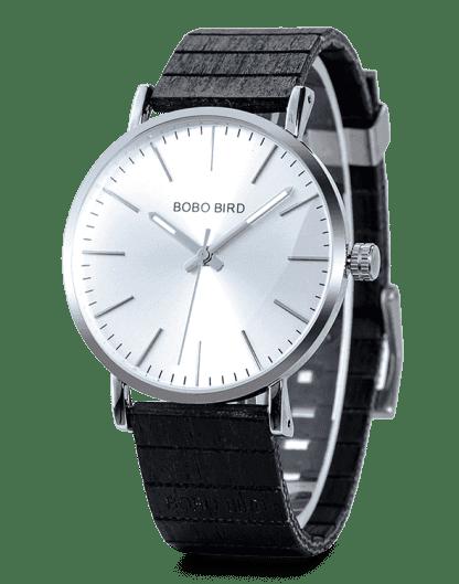Luxury Metal Strap Quartz Wooden Watches