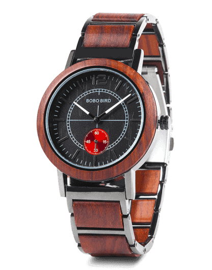 2019 NEW Luxury Wood Watches Gift for Women