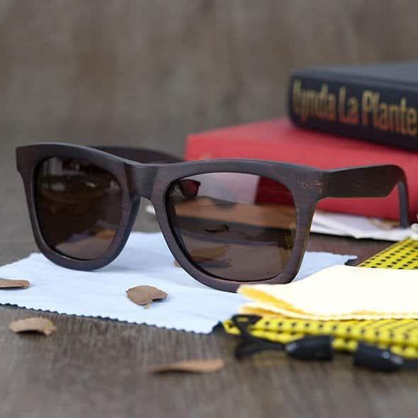 Wooden Sunglasses AG005b 2