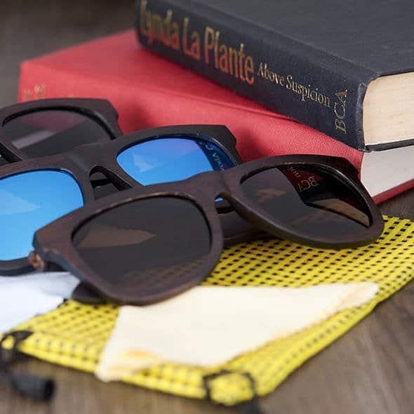 Wooden Sunglasses AG005b 3