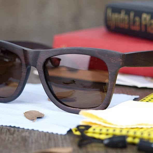 Wooden Sunglasses AG005b