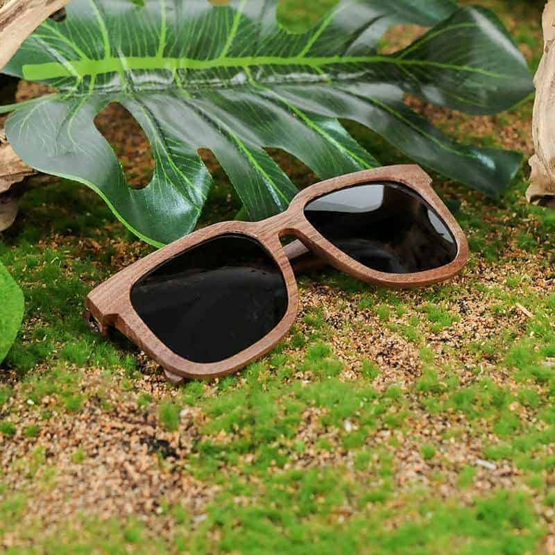 Wooden Sunglasses AG010a 3