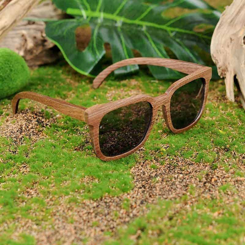 Wooden Sunglasses AG010a 4