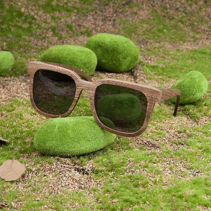 Wooden Sunglasses AG010a