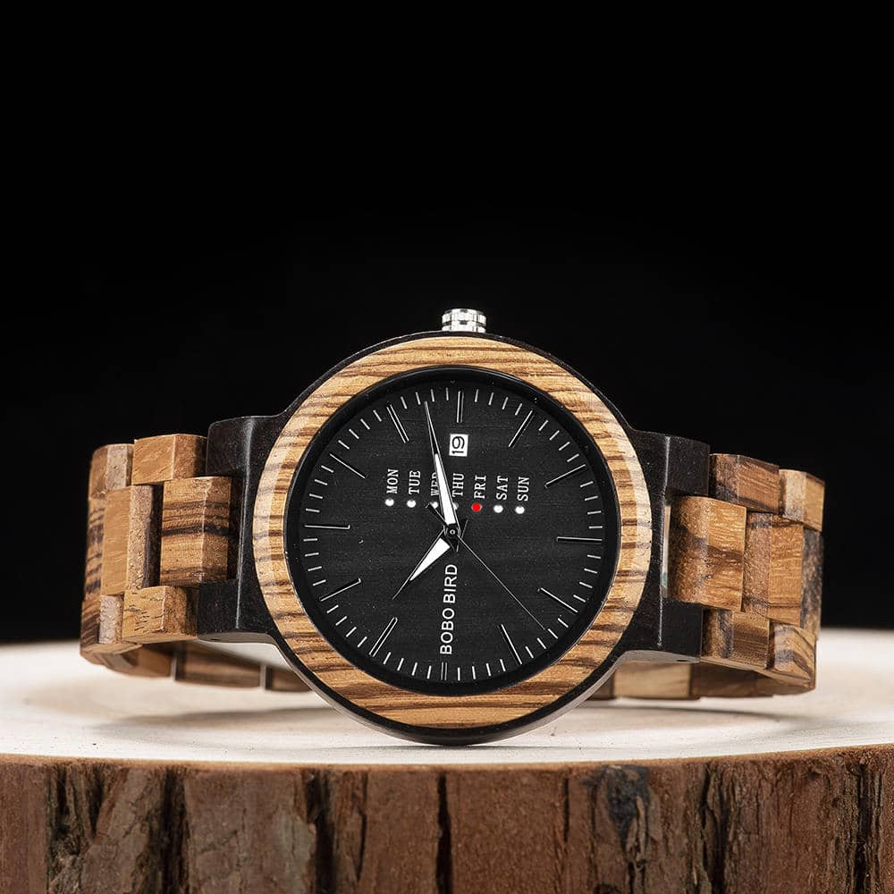 wood watches O26 2 2