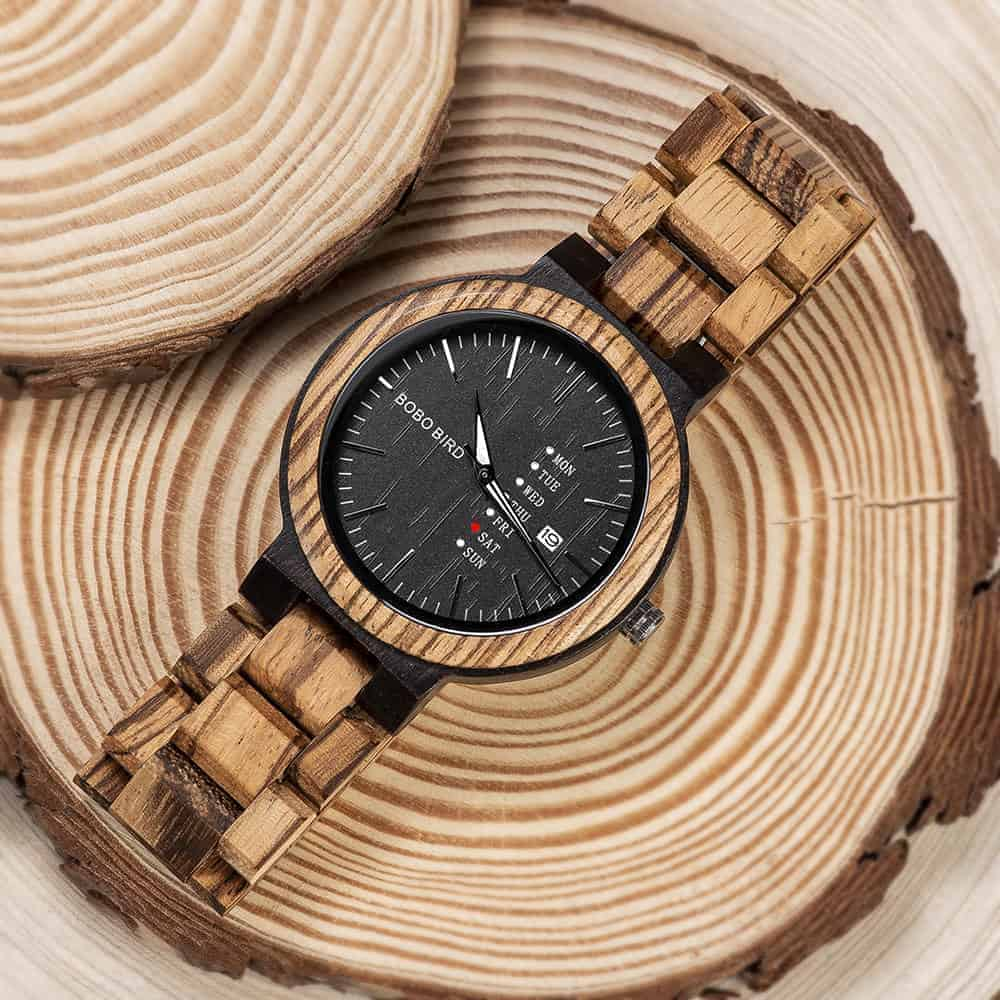 wood watches O26 2 3