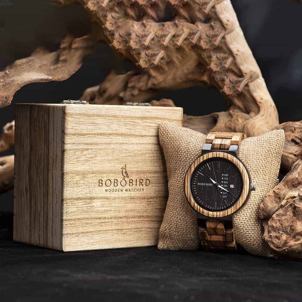 wood watches O26 2 5
