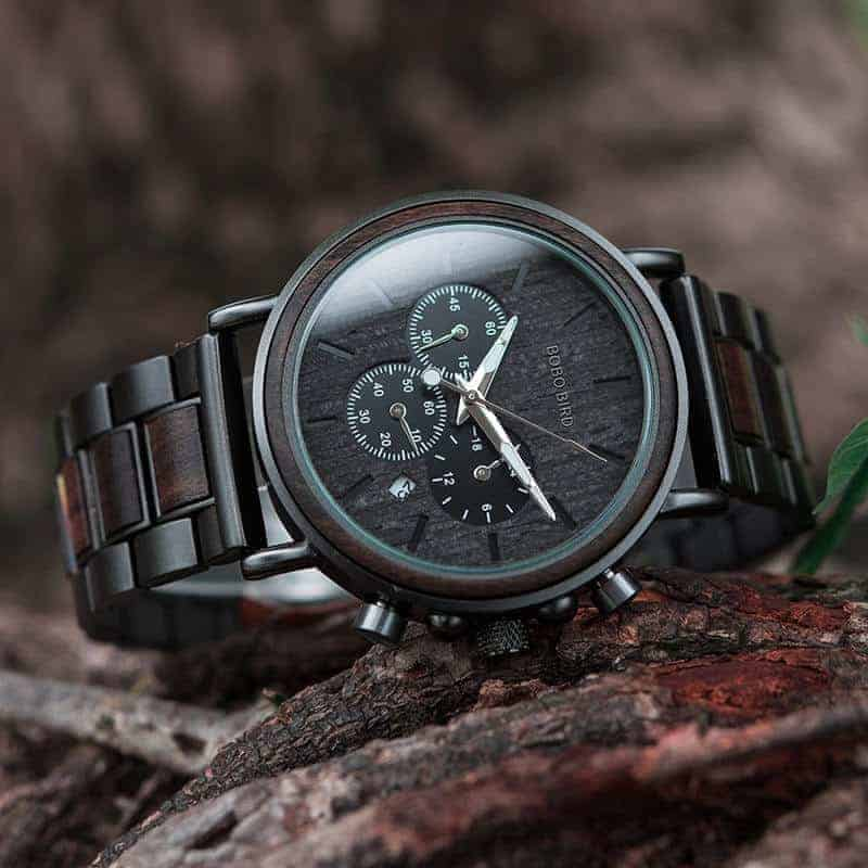 wooden watches for men Q26-1-2
