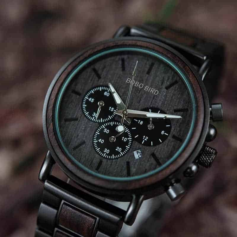 wooden watches for men Q26-1-3