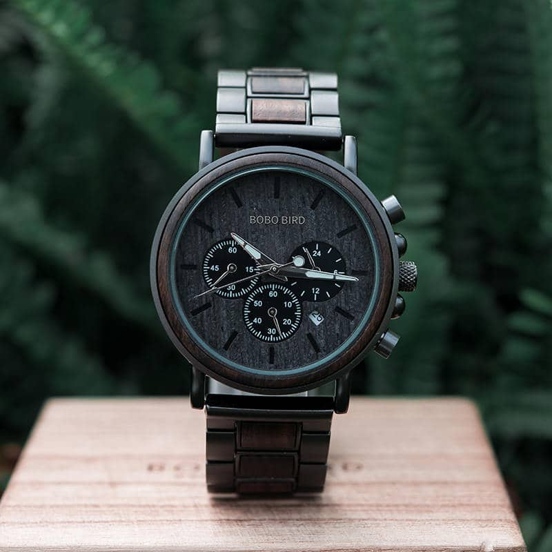 wooden watches for men Q26-1-7