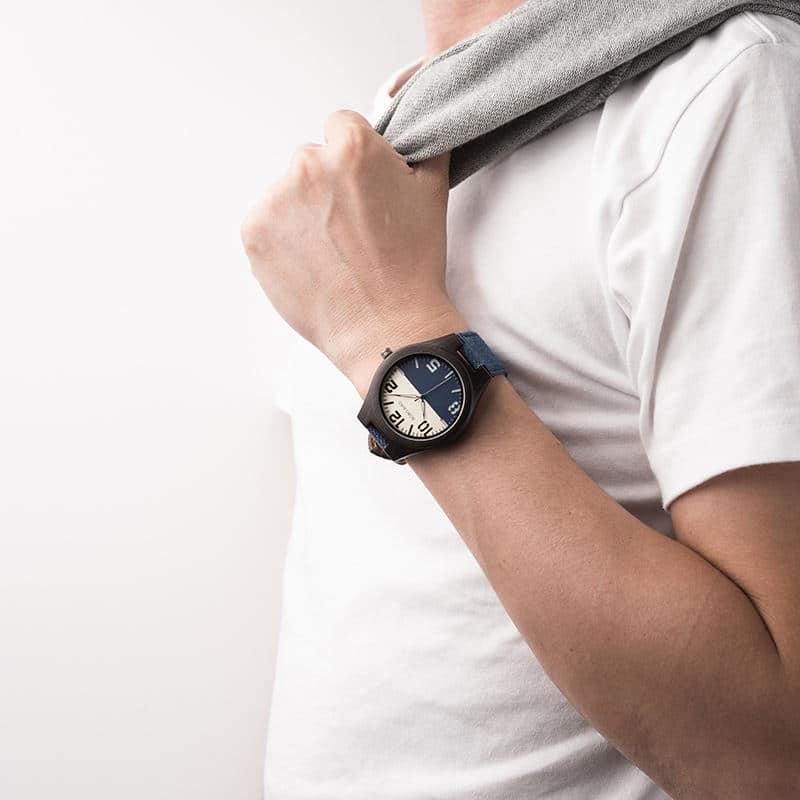 Couples wood wrist watch 3