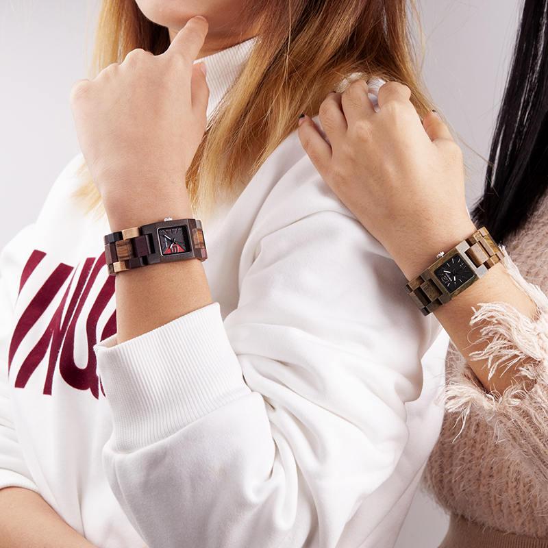 Minimalist women wristwatch 2