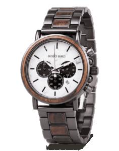 wooden watches for men Aurora P09-5