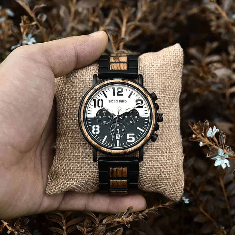Wooden Watches for Men Twilight R25-1-5