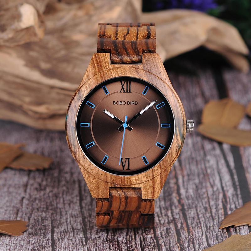 bobo bird wooden watches Q05-1