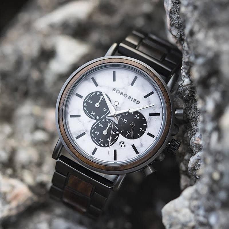wooden watches for men Aurora P09-5-10