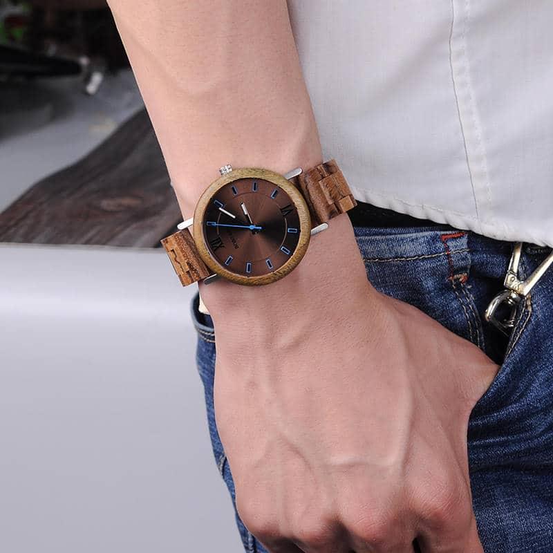 Ebony Olive Wristwatch Series 4