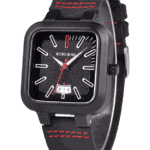 Retro Square Wooden Watches