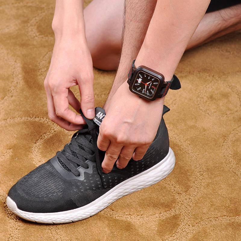 Square Wristwatch 2