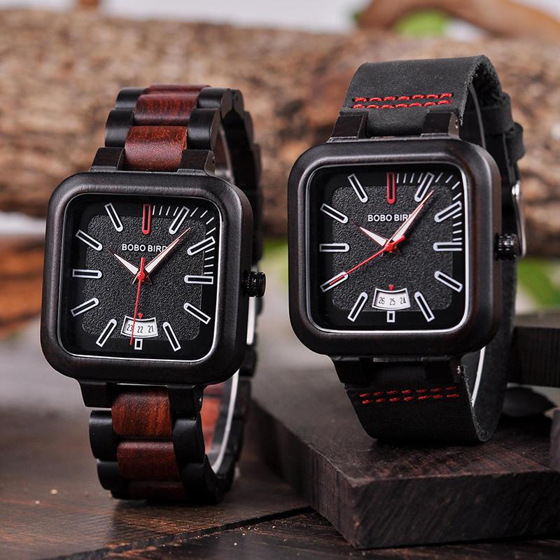 Square Wristwatch 4