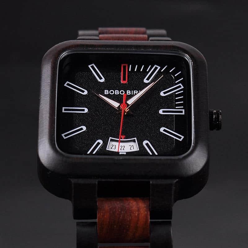 Square Wristwatch