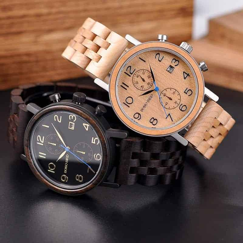 wooden watches s08-3