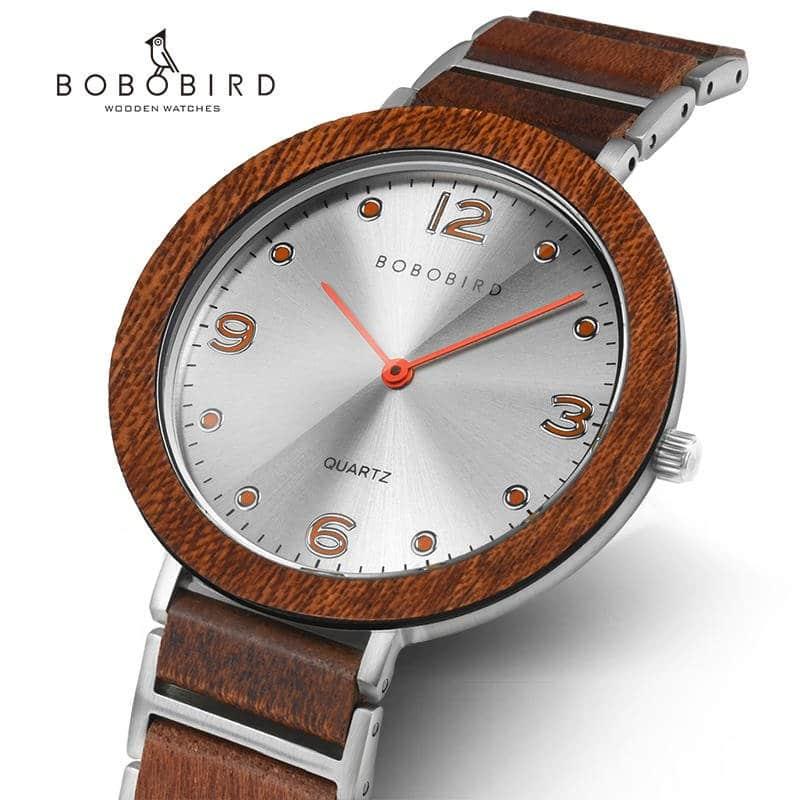 Fashion Super Thin Wooden Watches s16 1 BOBO BIRD