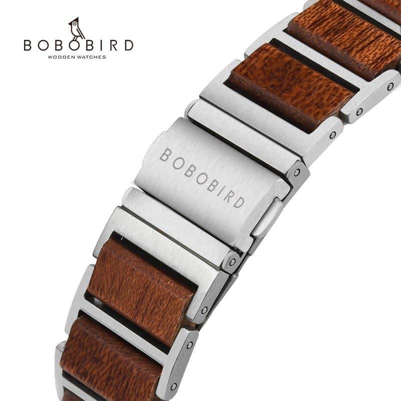 Fashion Super Thin Wooden Watches s16 2 BOBO BIRD