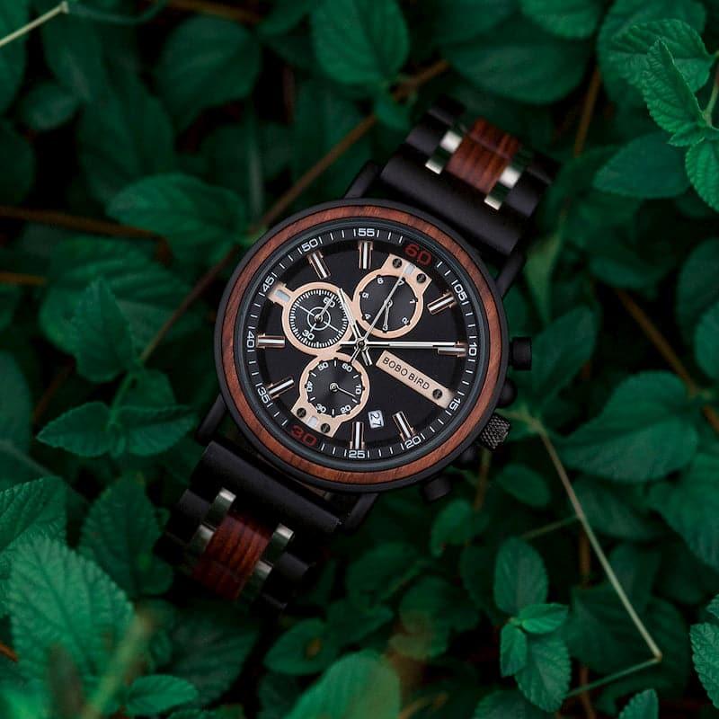 Arthur - Red sandalwood S18-1