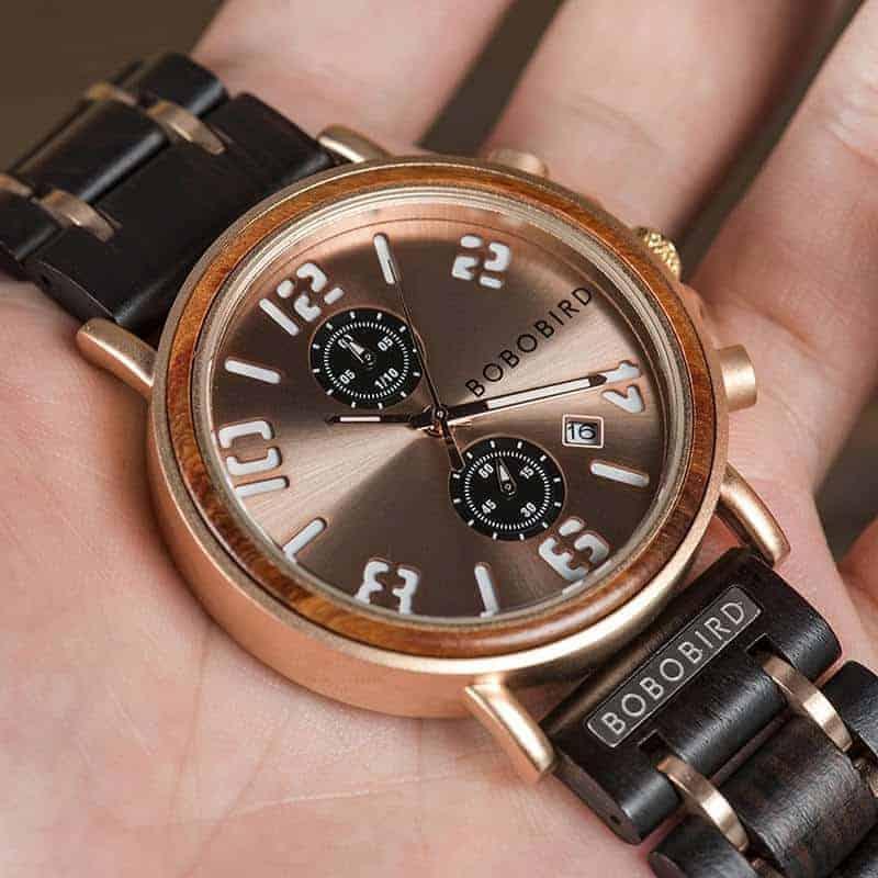 BOBO BIRD Wooden Watches S26 Series-2