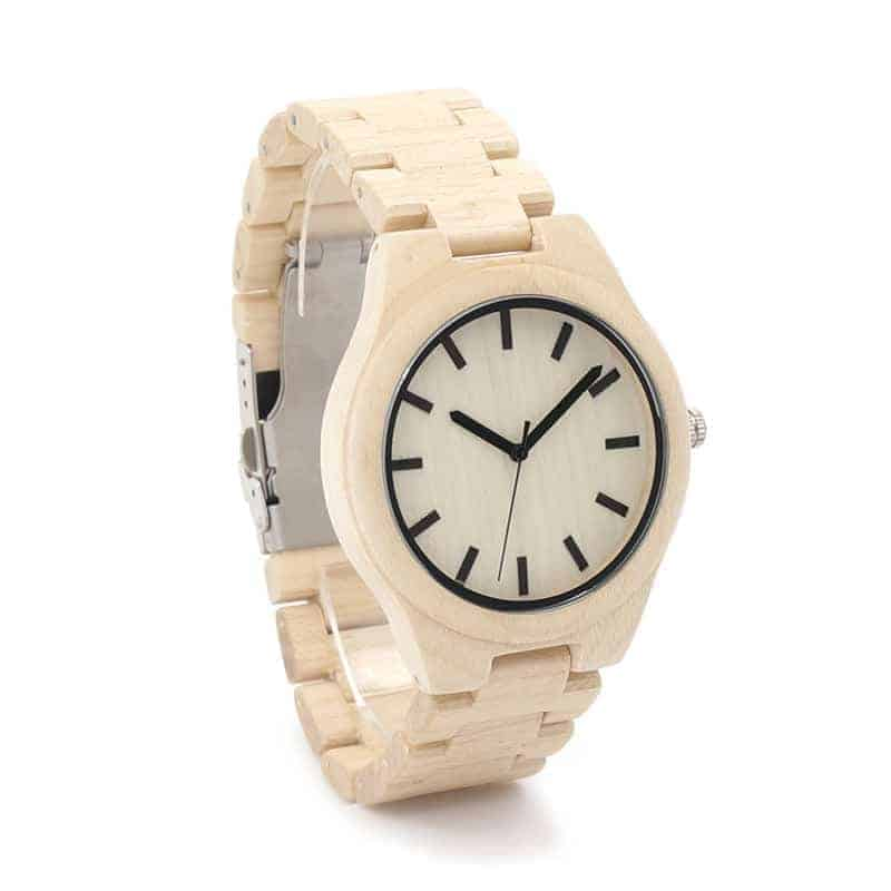 Bamboo Wooden Watches-G30-1